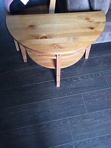 End table from ikea