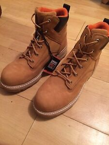 Brand New Timberland Steel Tow  Men's Boots