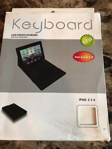 Support pour tablette avec clavier Bluetooth