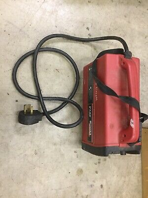 Lincoln Invertec V155-s Tig Welder Ready-pak Professionally Tested