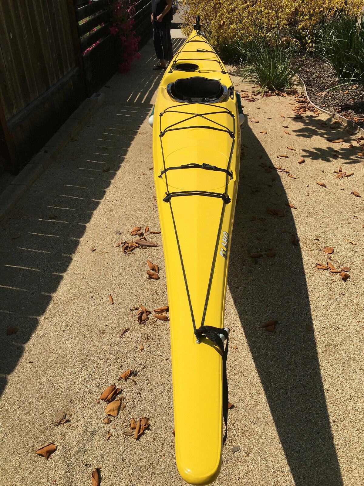 2002 Necky Kayak Elaho 16.8' San Diego, CA | No Fees & No Reserve