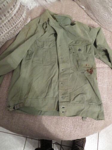 Original 1st. Pattern HBT jacket