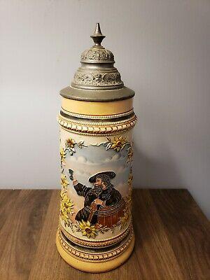 Circa 1870 Antique German Stein