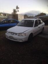 Wrecking 2001 Hyundai Accent Risdon Vale Clarence Area Preview