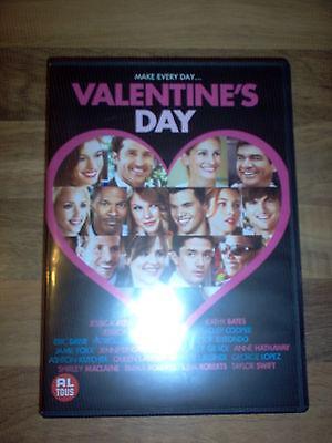 Film DVD Valentine's Day / Fr / Jessica Alba / Julia Roberts / Taylor Lautner