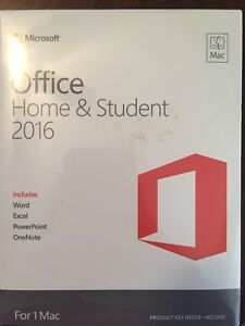 Office word, excel, PowerPoint, etc 2016