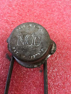 F10 Vintage Ncg Made In Usa Oxy Welder Welding Striker Needs Flint Solid Cond.