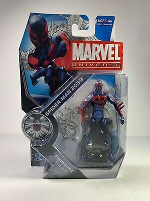 Marvel Universe 3.75'' Spider-Man 2099 #005