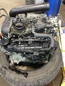 Selling 2.0L turbo TSI motor out of a 2012 Audi A3 Quattro