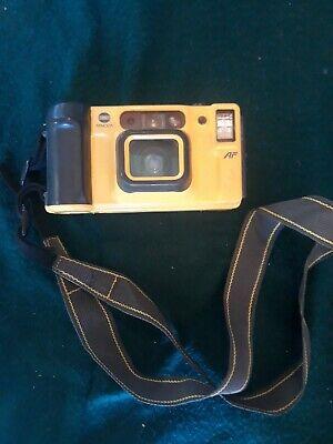 Minolta Weathermatic Dual 35mm Point and Shoot Underwater Film Camera
