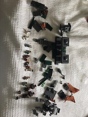 Lego Star Wars Set 8038 The Battle of Endor with Instructions! Used