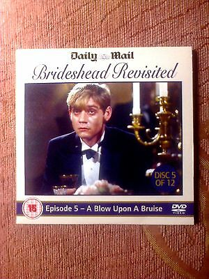 BRIDESHEAD REVISITED = EPISODE 5 - A BLOW UPON A BRUISE - JEREMY IRONS =PROMO