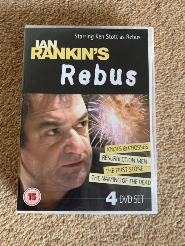 Rebus: Knots and Crosses/Resurrection Men/The First Stone/The... DVD (2008) Ken