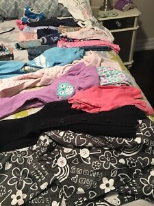 18 M assorted girl clothing lot
