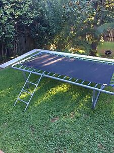 Trampoline in great condition Botany Botany Bay Area Preview