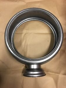 Gas Pump Steel 13 1/2in. Globe body with retainer Rings