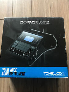 TC-Helicon Voicelive Touch 2 , vocal designer and looper