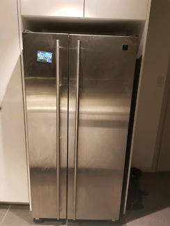 Maytag Plus Stainless Steel 590L French Door Fridge/Freezer