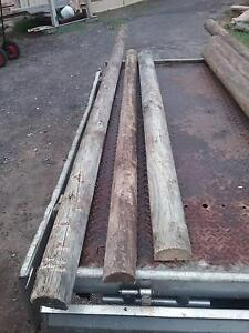 USED 1/2 COPPER LOGS. BUNDLE DEAL ON 3 LOT, SEE BELOW. St Georges Basin Shoalhaven Area Preview