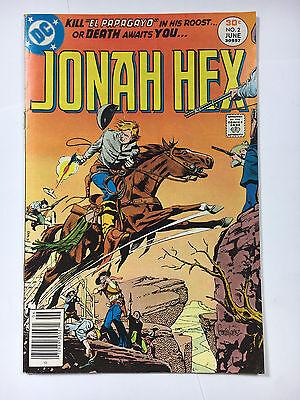 Jonah Hex #2 VF-  DC comic 1977