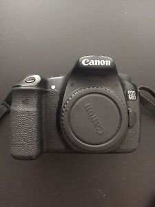 Canon 60D (Body Only) Strathfield Strathfield Area Preview
