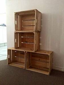Handmaid Wooden crates Maudsland Gold Coast West Preview