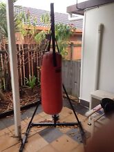 Punching bag and stand Strathpine Pine Rivers Area Preview