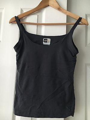 Mint.Women Puma Mahanuala Running Training Yoga TANK TOP Size M Grey color