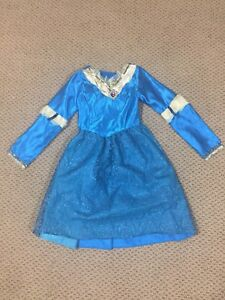Long sleeve Mereda dress from Brave Size 4-6