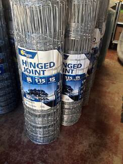 Hinged Joint Dog Fencing Wire 8/115/15 x 100m x 2.5mm Aust Made Caloundra West Caloundra Area Preview