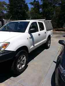 2007 toyota hilux d4d Lang Lang Cardinia Area Preview
