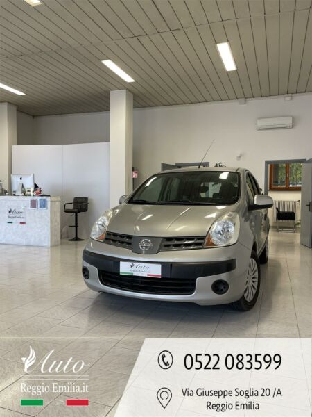 NISSAN Note Note 1.5 dCi 86 CV Acenta