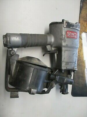 Senco Coil Roofing Nailer For Parts Or Repair