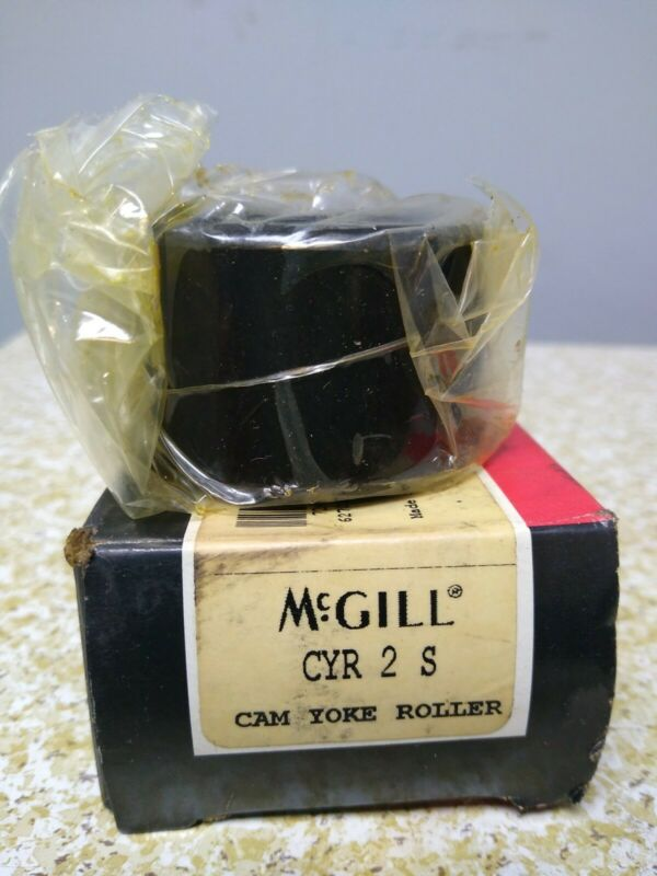 McGill  CYR 2 S Cam Yoke Roller NOS