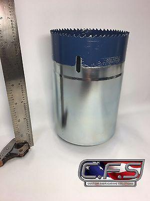 Cfs 5 12 Deep Cut Bi-metal Hole Saw 4 Diameter
