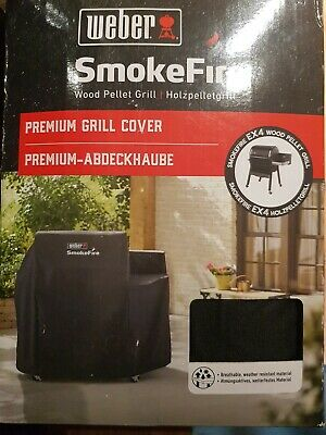 Weber 7192 SmokeFire Premium Grill Cover