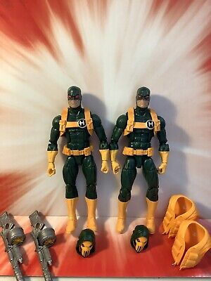 "Marvel Legends Hydra Solider TRU 2 pack 6"" Action Figures Loose KOs"