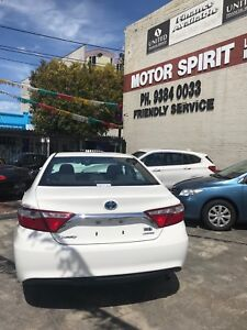 From only $100 p/week on finance* 2016 Toyota Camry ALTISE HYBRID