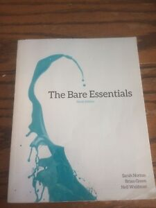 The Bare Essentials ninth edition textbook