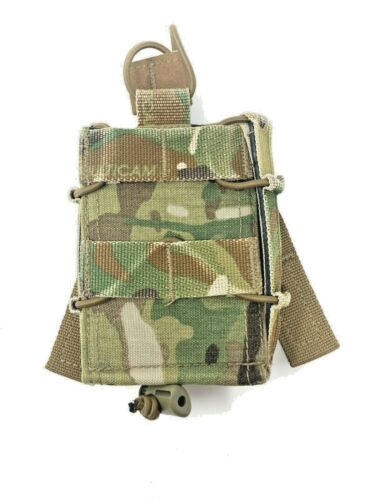 TYR Tactical® MR - Combat Adjustable Rifle Happy Mag® Pouch - Used, Multicam