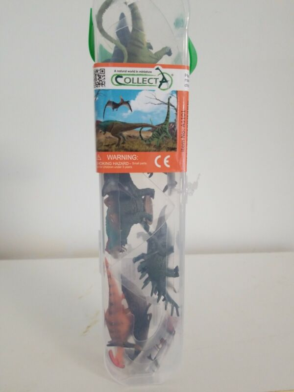 "A Natural World In Miniatur"" Collect A"" Dinosaurs. Free Shipping."