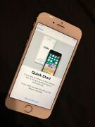 Rose gold iPhone 6S 128gb Maroochydore Maroochydore Area Preview