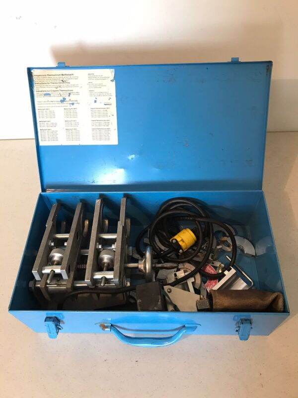 Butt Welding Paddle Kit Asahi/America Proweld Widos Piping System
