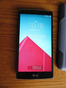 UNLOCKED LG G4 with 32 gig memory selling with Otter Box