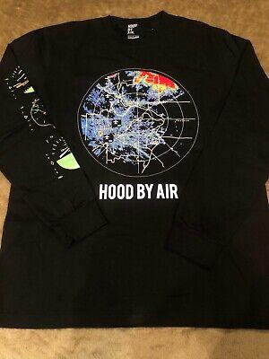 Hood By Air HBA Long Sleeve T shirt