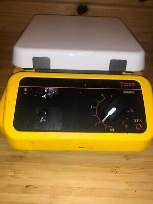 Thermo Scientific Cimarec Magnetic Stirrer S131125 7x7 Ceramic