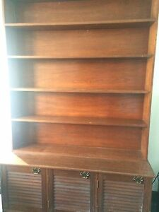 Book shelf/cabinet Avalon Pittwater Area Preview