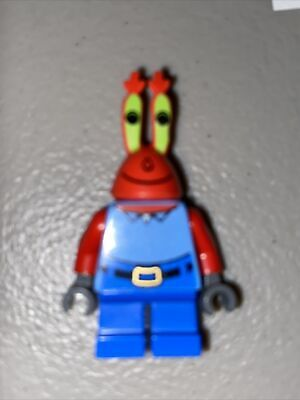 LEGO - Minifig / Mini Figure - Spongebob Squarepants MR. CRABS