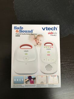 Safe and Sound Digital Baby Monitor