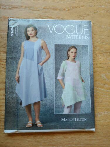 Sewing Pattern- Ladies Dress # V1694